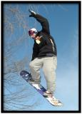 Extreme: Snowboarders, Skateboarders...