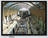 Inside Musée d'Orsay