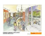 Herndon Cultural Arts Center - Conceptual Drawings