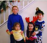 00 Marin County - Alex, Jack, Maddy Schoenberger and Mia Kayser