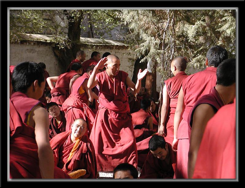 Debates at Sera Monastery 2