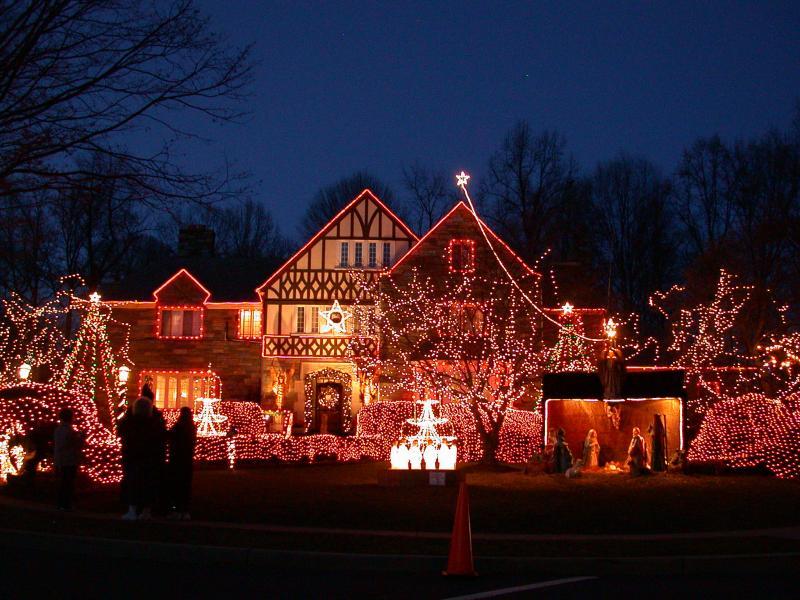 christmas lights washington dc - Christmas In Washington Dc