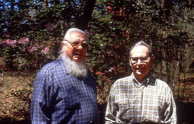 Drs. John Giordano, Gene Aromi