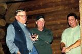 Fred, Eddie and Joe