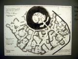 Broch of Gurness plan