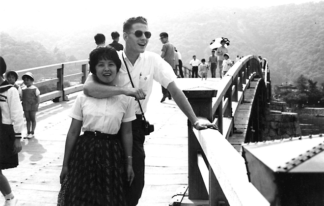 Jim  & Bea 1962