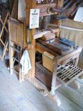 Wooden Printing Press