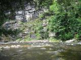 Rocks Along the Loyalsock
