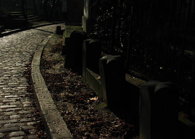 Vers la mort