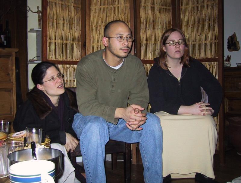 Sasha, Duke & Sandy