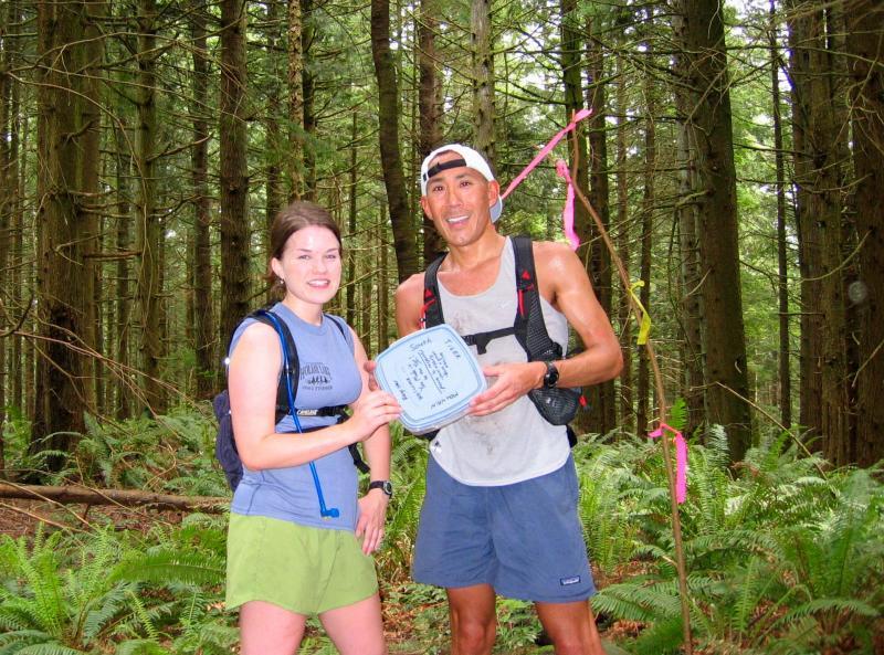 Summit 7 (South Tiger) - Deb & Glenn
