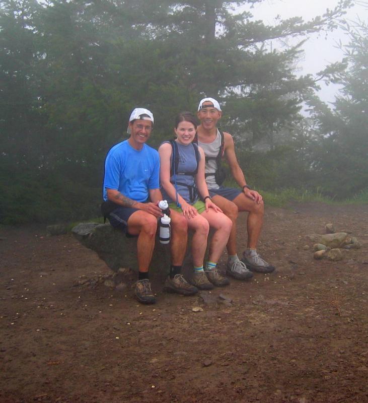Summit 12 (T3) - Tony, Deb & Glenn - almost done!