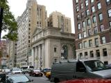 Shearith Israel Synagoque at 70th Street