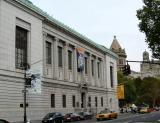 NY Historical Society at 76th Street