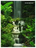 Waterfall; standing nearer