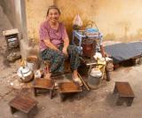 Tea Lady-Hanoi