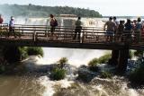Calzada por la Garganta del Diablo, Parque Nacional Iguazú
