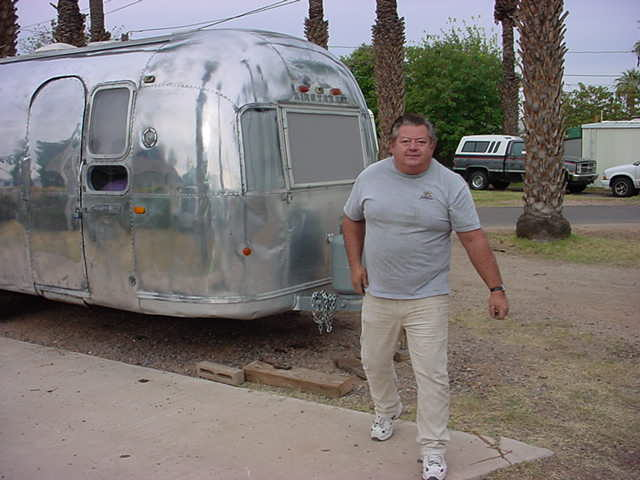 Rick and airstream.  Curtis moves out Nov 2nd 2002