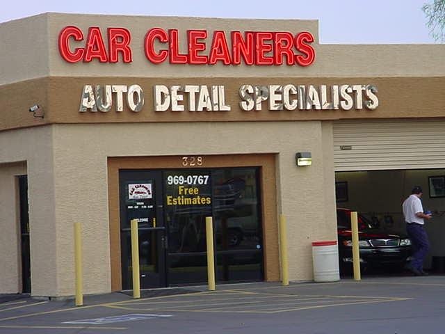 Auto Detail Specialists <br> 480-969-0767