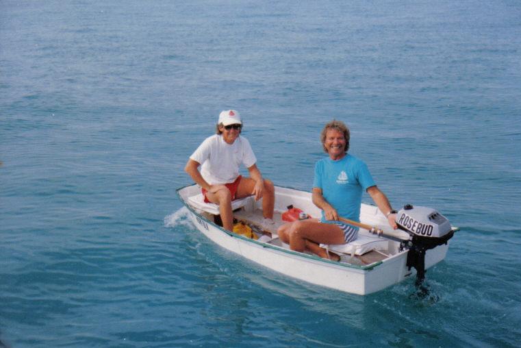 Key West friends from Dalton Beach