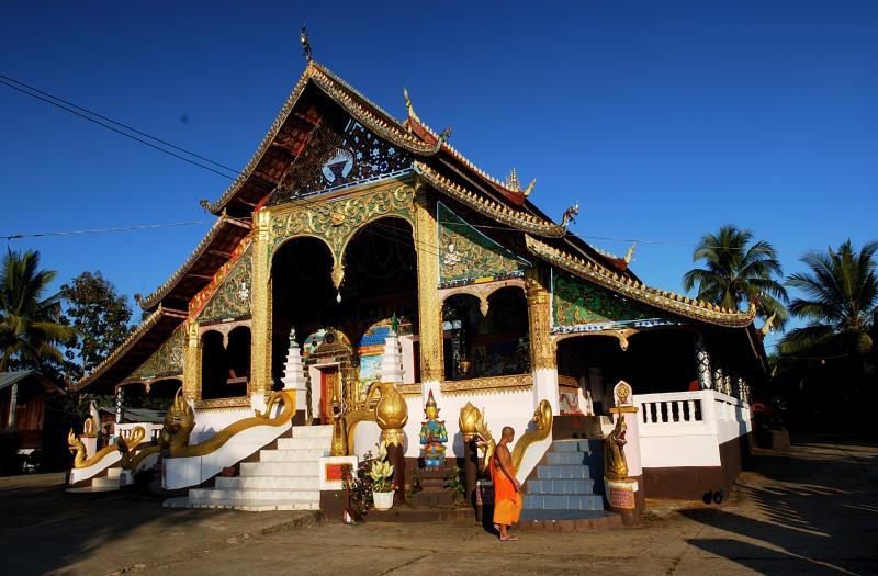 Wat Doi in Houay Xai, Laos