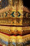 Gold accents at Grand Palace