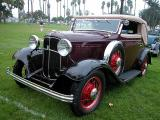 Custom Ford, body by German Coachbuilder