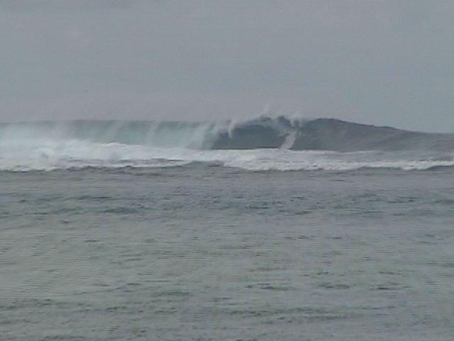 rutaki passage.big south swell