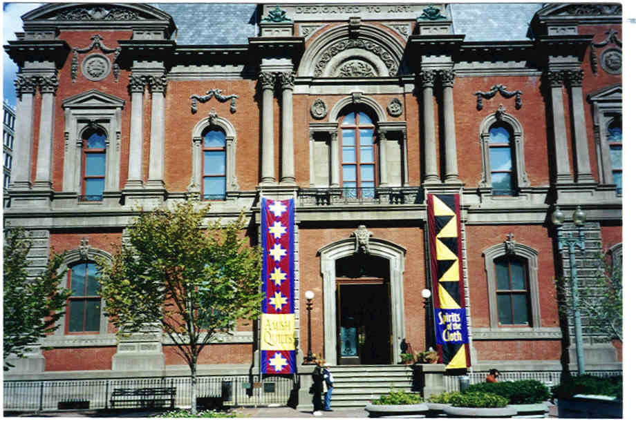 Renwick Gallery of the Smithsonian-Amish Quilts from the Collection of Faith and Stephen Brown