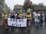 Formation on Fat Tuesday at 10:15AM