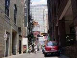 Printer's Alley in Nashville