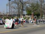 St. Patrick Parade Nashville