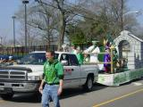 St. Pat's Parade Float