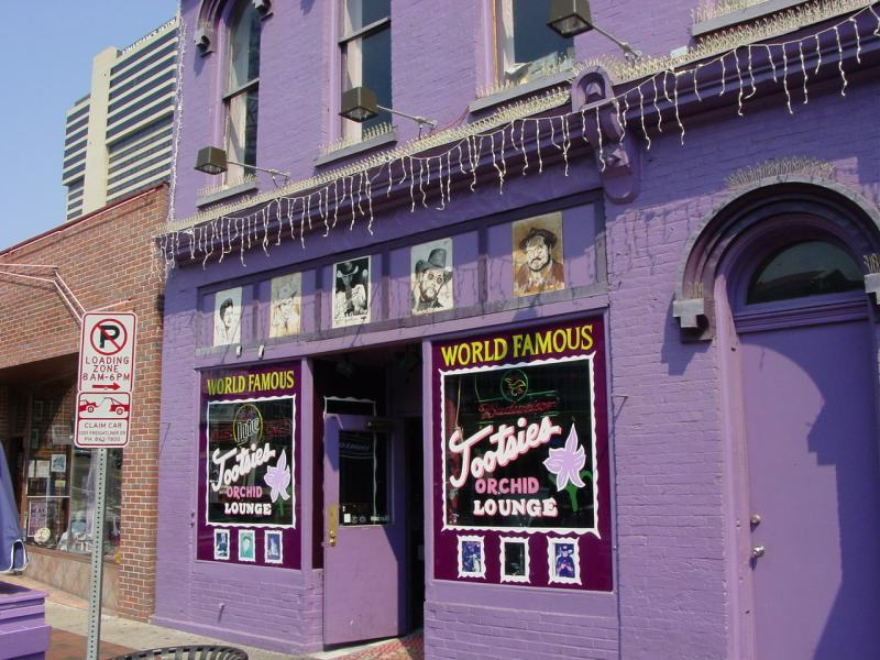 Nashville Tootsies Orchid Lounge