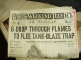 Aug 30, 1958 The Telegram, a Canadian newspaper