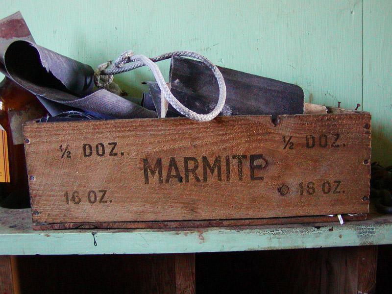Marmite box