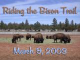 Home to Payson and back via Show Low, March 9, 2003