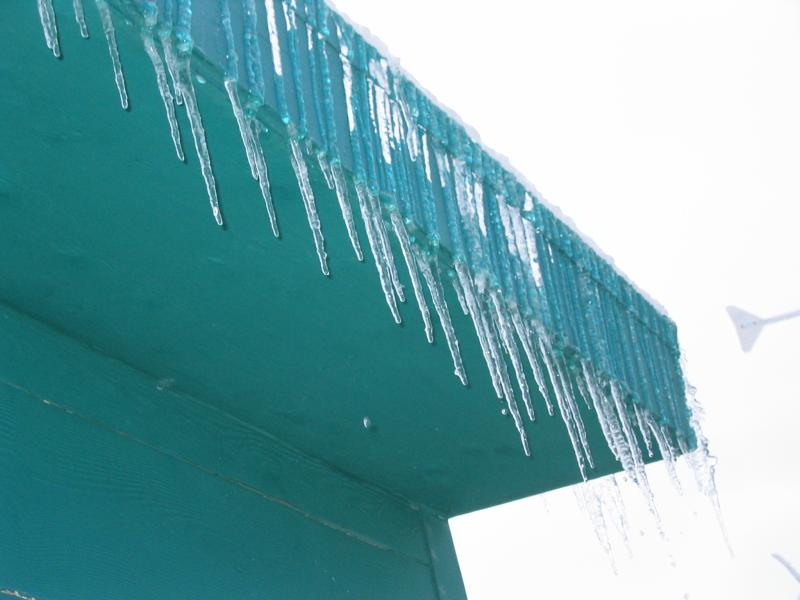 T2 Icicles