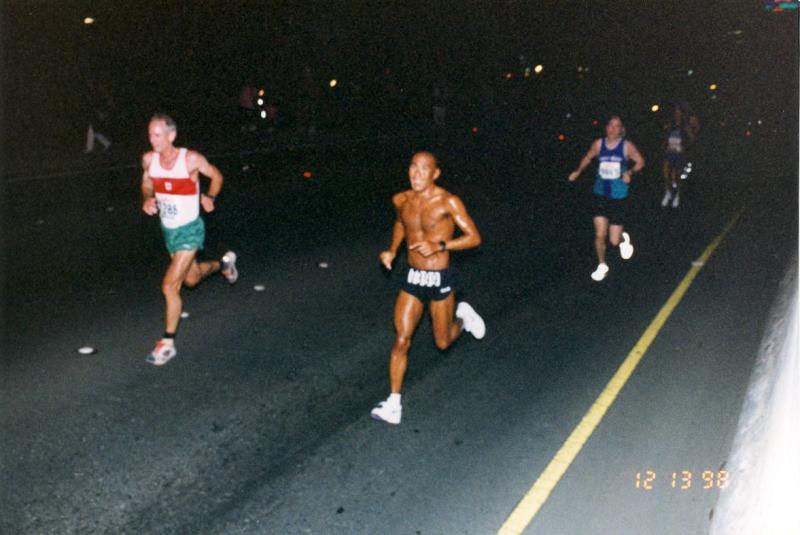 1998 - Honolulu Marathon