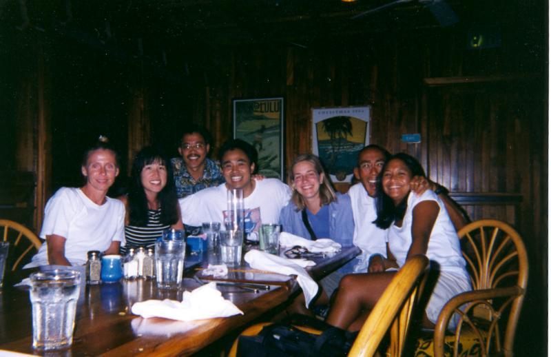 1999 - Dinner at Dukes