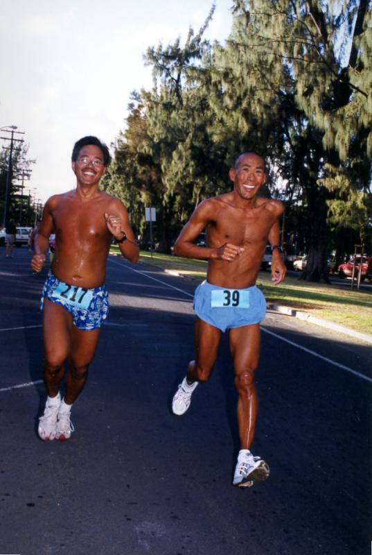 2000 - Val & Glenn - First Loop
