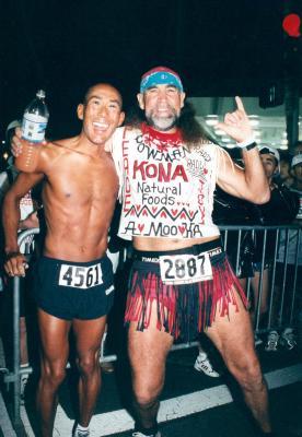 2000 - Glenn & Cow Man