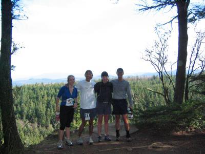 Kyla A, Glenn T, Laura D & Tony C