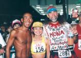 2000 - Glenn, Tesh's Wife & Cow Man