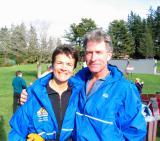 Janine D & John W