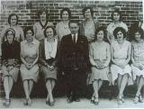 Clarice Clark & Lumber City High Faculty