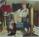 Roy McGregor - Locomotive Engineer & Walking History Book