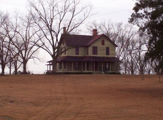 Remaining Dodge House At Suomi