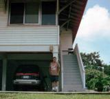 My house and car