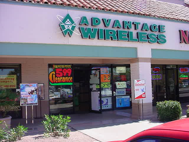 Advantage Wireless<br>  Mesa Arizona